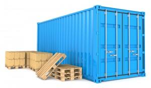 lagercontainer utleie