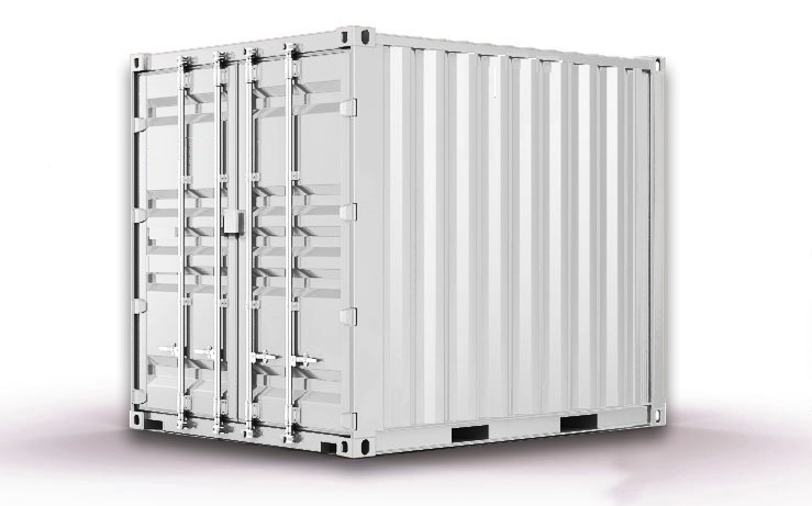 10fot container