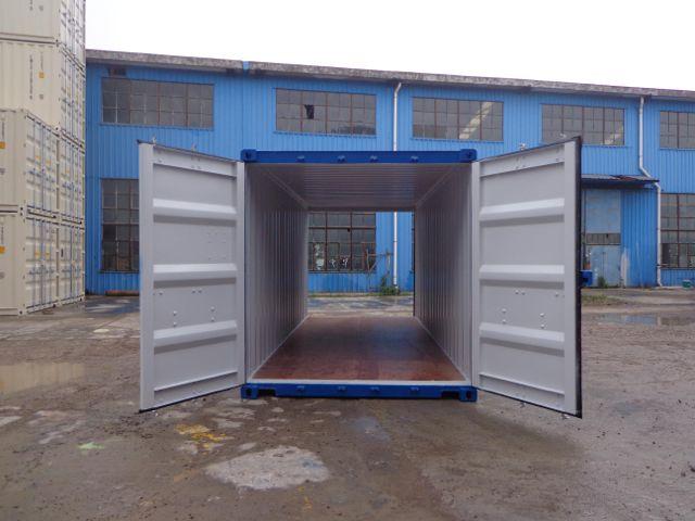 Container - Dobbeltdør - 1