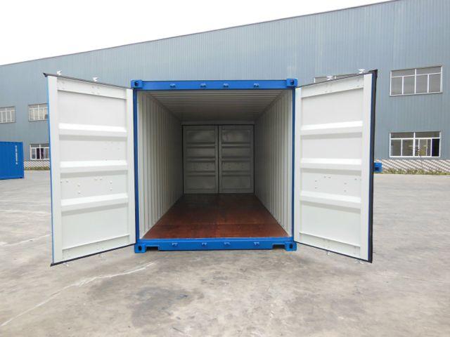 Container - Dobbeltdør - 2
